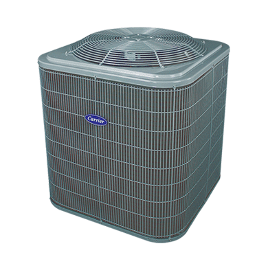 Air conditioning system from Carrier